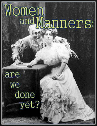 Women and Manners